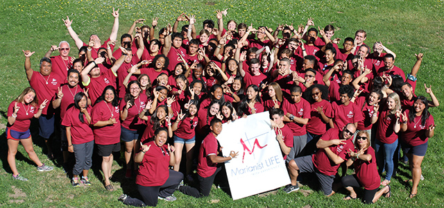 Marianist LIFE Pacific 2016