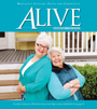 Alive cover summer 2013