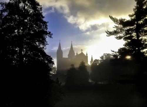 St. Meinrad Archabbey in St. Meinrad, Ind. Photo by Bro. Bob Reising