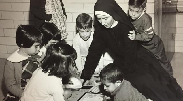 Sr Marcia Buchard SATX 1966