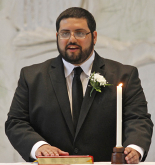 Quiroz First Vows