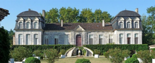 The Castle of Trenquelléon, birthplace of Adèle.