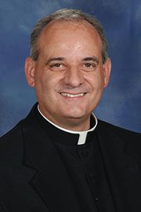 Rev. Msgr MArk Rivituso, ordained 1/16/1988 2010 photo
