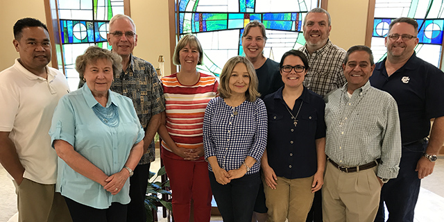 Marianist Center Advisory Group fol