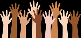 diversity hands raised 2