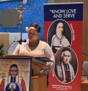 Marianist Vigil
