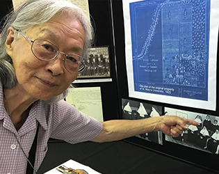 Sr. Durie Kim Archives dedication 9.17 FOL