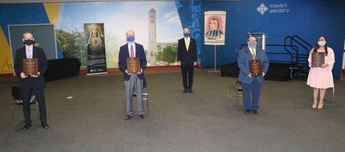 2021 Marianist Heritage Awards Recipients